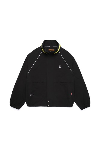 BA TRAINING JACKET BLACK