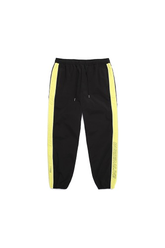 BA TRAINING PANTS BLACK