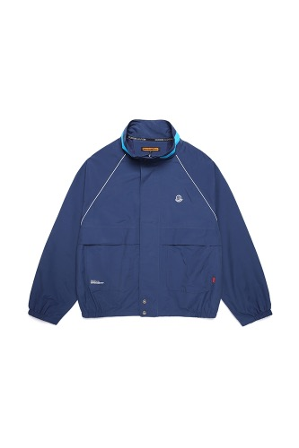 BA TRAINING JACKET NAVY